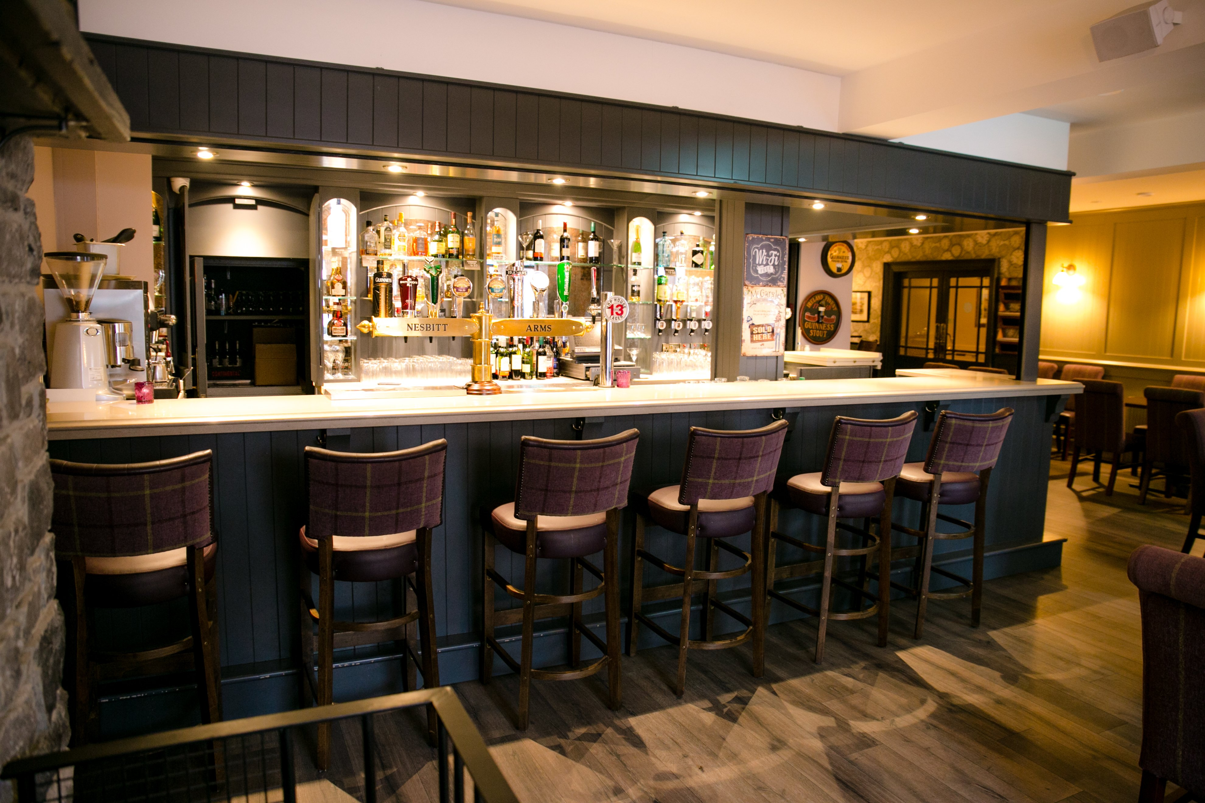 bar countertop manufacturers donegal