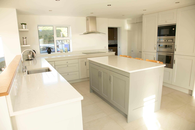 Modern and Sleek Quartz Countertops - McMonagle Marble & Granite ...