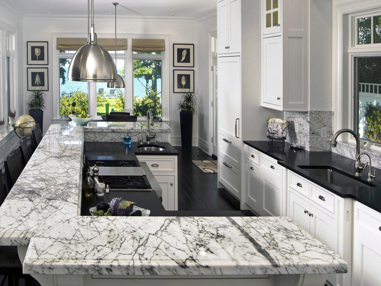 Marble Kitchen Countertops donegal