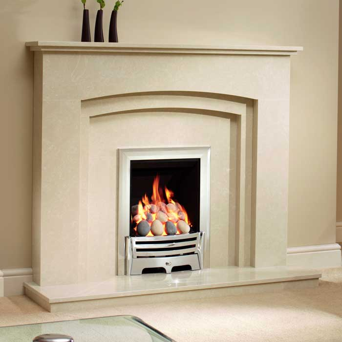 marble fireplace donegal