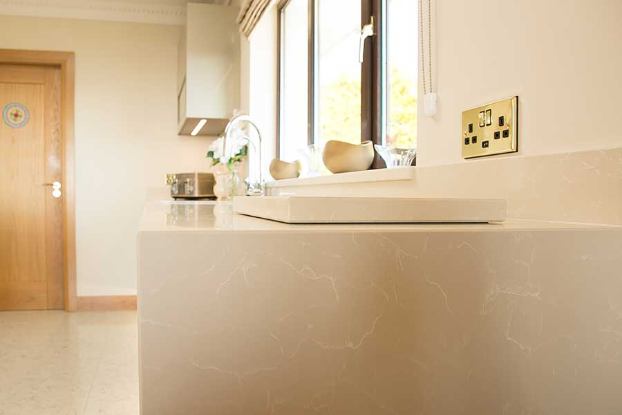 quartz kitchens fermanagh