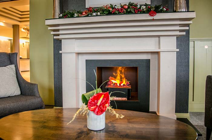 granite fireplace donegal