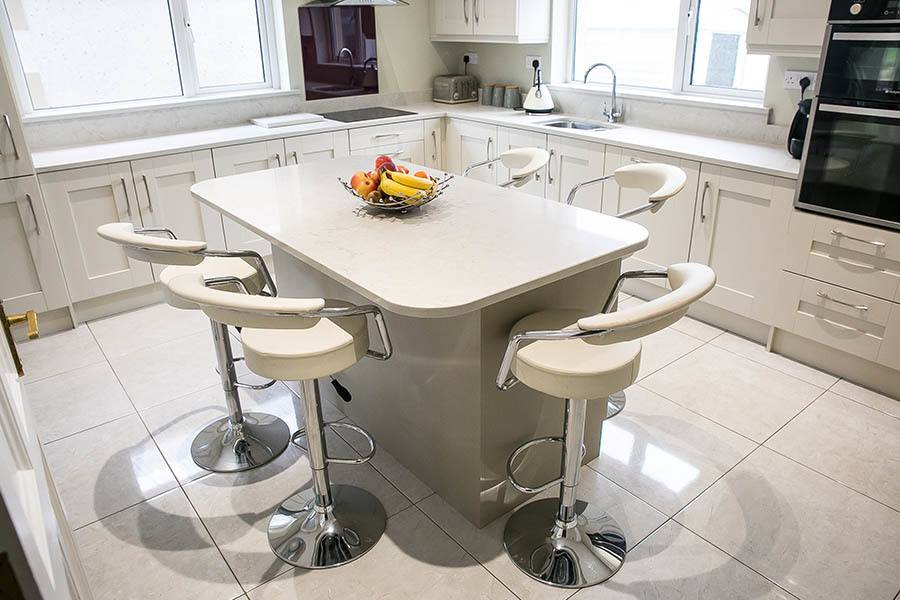 granite kitchen worktops galway