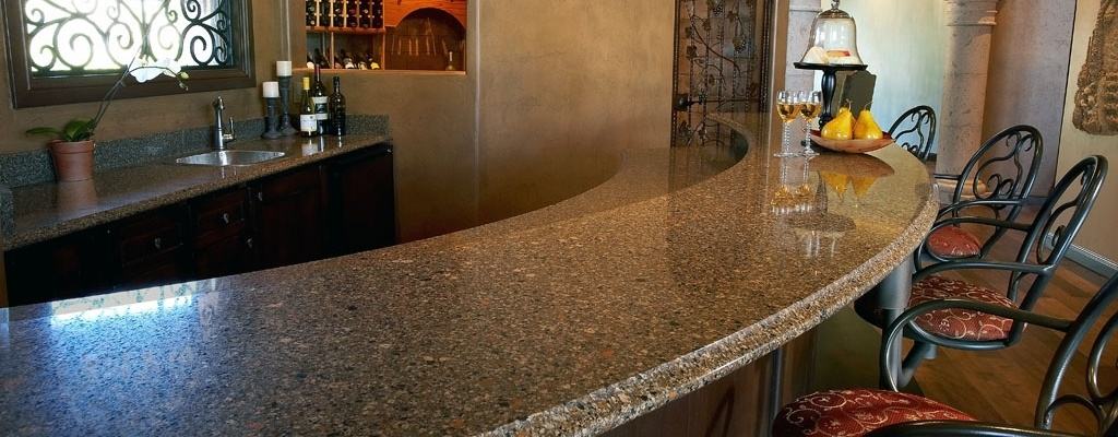 4 Top Colours For Granite Kitchen Countertops