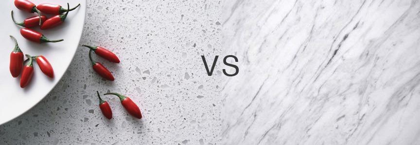 granit vs quartz