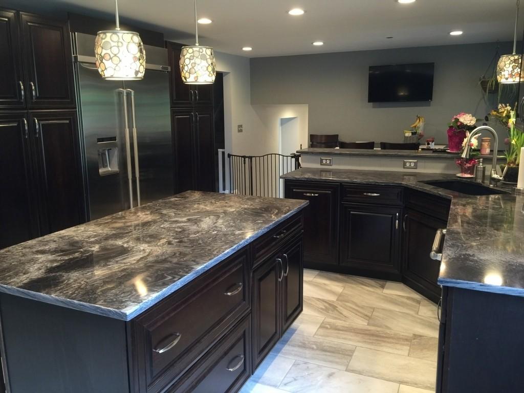 kitchen granite colors