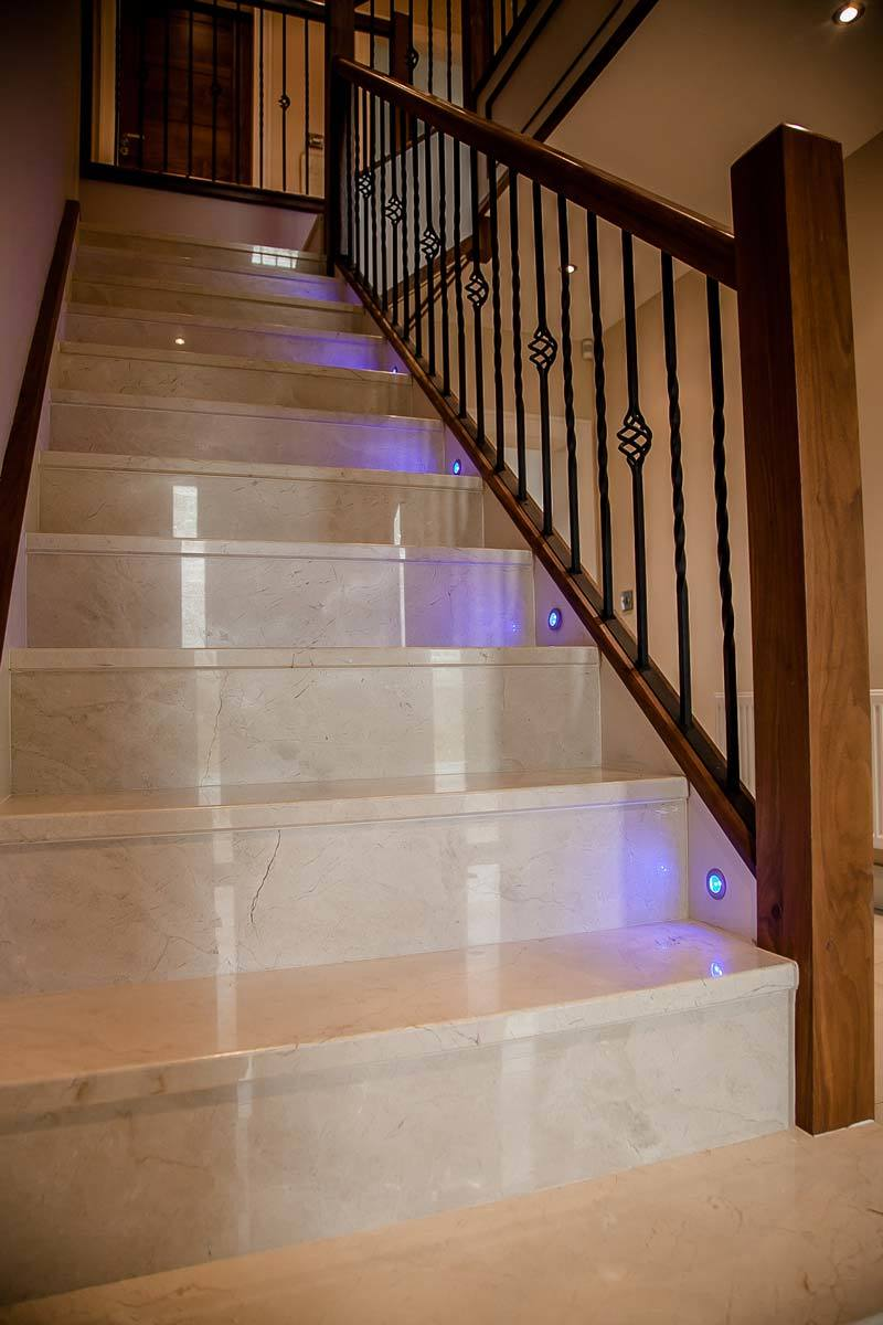 marble staircase galway