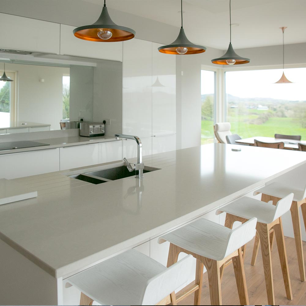 kitchen countertops donegal